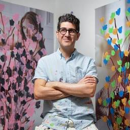 Visual Arts Program Welcomes Michael De Feo as King's October 2018 Visiting Artist