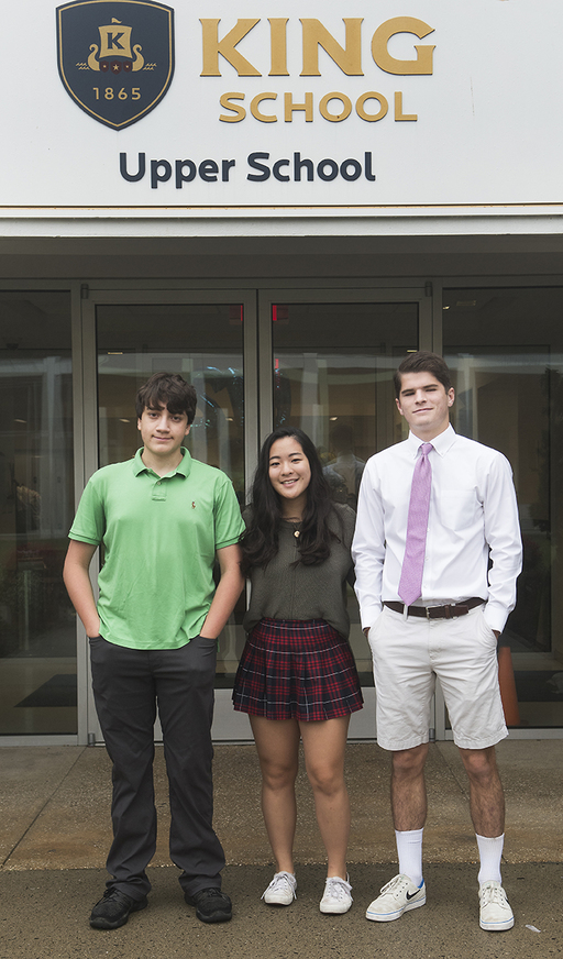 Three King Students are named National Merit Semifinalists