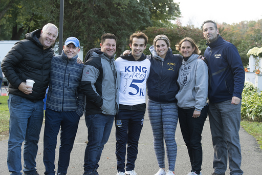 Student Led King Cares 5K Successfully Increases Donors & Runners
