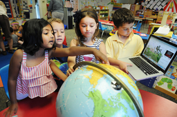 King School Promotes Learning through Literacies