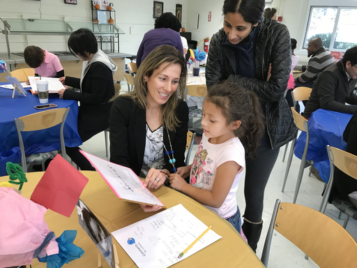 Grade 2 students become 'published' writers and celebrate with book signing