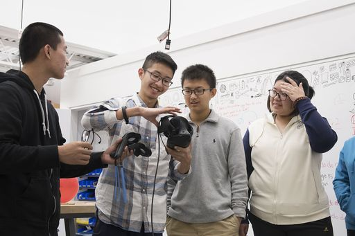 King School hosts Chinese students as part of exchange program