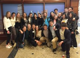 Confidence and Leadership fuel six awards for US Model United Nations Team at Harvard Conference