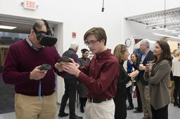The Innovation Lab officially opens and offers a whole new (virtual) world
