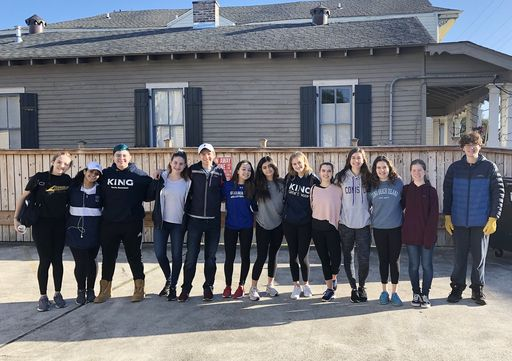 King Cares trip to New Orleans includes volunteer service opportunities and music immersion