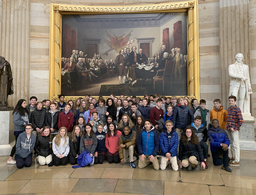 Grade 8 student Kareena Pasumarti reflects on her class trip to Washington DC trip