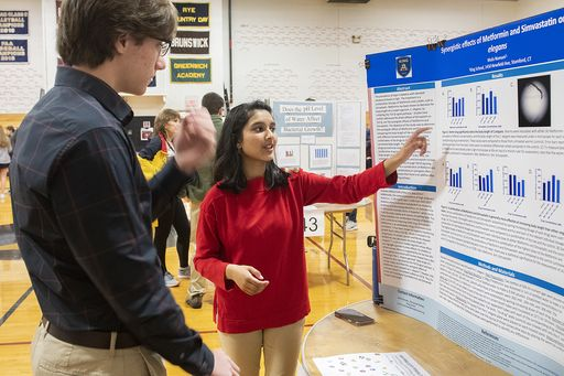 US Science Fair showcases student research and innovative experiments