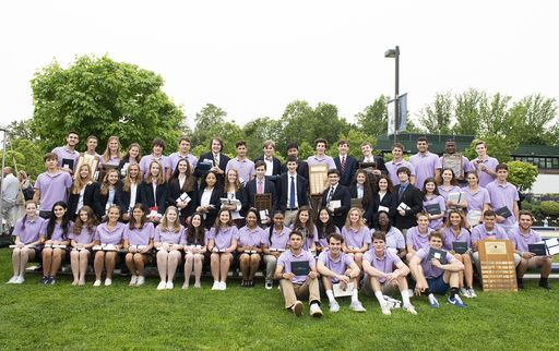 US students embody excellence - 2019 Prize Day