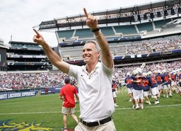 King School Welcomes UVA Men's Lacrosse Head Coach and National Champion Lars Tiffany for Free Clinic and Talk