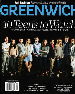 Dreaming Big: Six King Students are selected as Moffly Media Teens to Watch