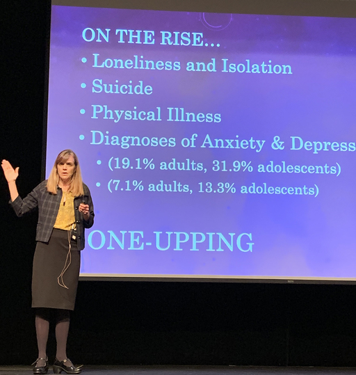 PA Parenting Speaker Series opens with Lynn Lyons: Stop the Worry Cycle