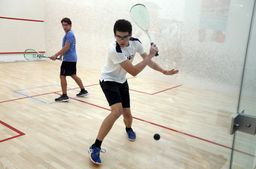 King School Names Will Newnham New Squash Program Director And Head Coach