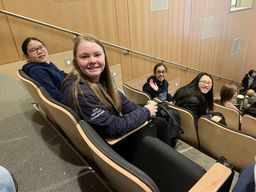 King students compete in 'Girls in Math' event at Yale and local competition