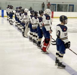 Sticking Together: King Ice Hockey Builds Brotherly Bond On Way To FAA Playoffs