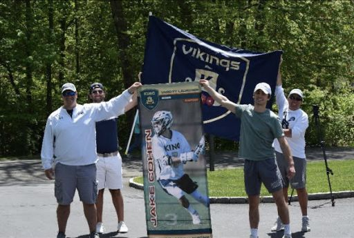 Senior Day: King Athletics Honors 45 Spring Senior Athletes With Special Home Deliveries