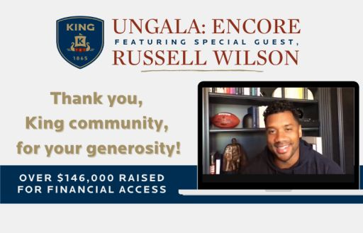 King Ungala Encore Features Special Guest Russell Wilson