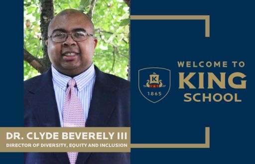 King School Announces New Director of Diversity, Equity, and Inclusion