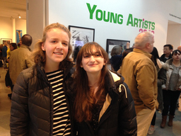 US Advanced Art students recognized by Scholastic Art Awards and participate in Young Artists Exhibition