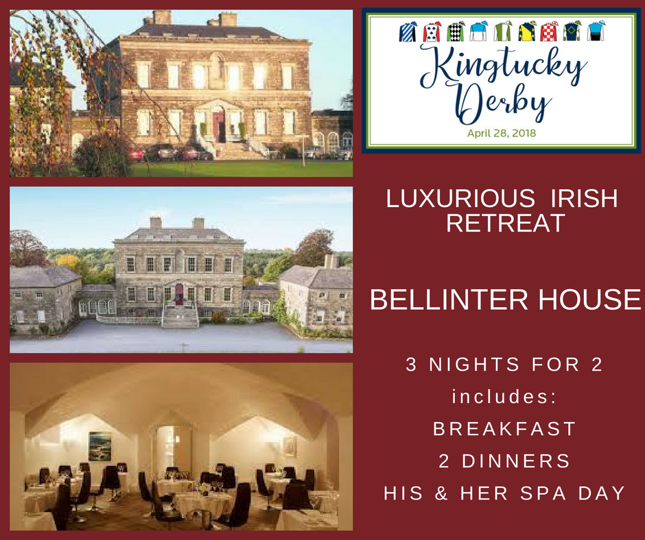 3-Night Stay at Bellinter House in Ireland (for 2)