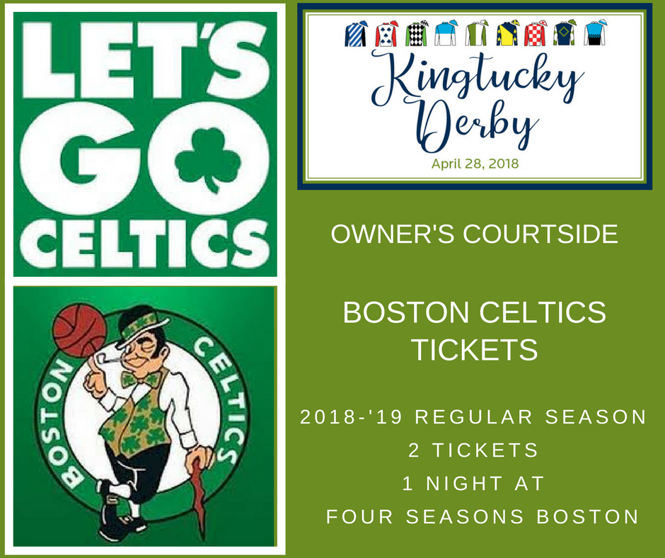 Celtics Courtside Seats