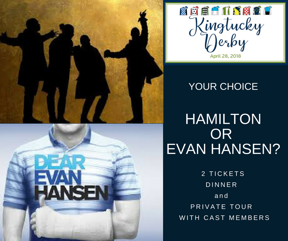 Hamilton or Evan Hansen?